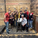 Top Notch Axe Throwing St. Charles/ Cottleville