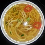 Mata Hari By Asian Fusion Spicy Chicken Noodle Soup (March 7th 2019)