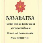 NAVARATNA SOUTH INDIAN RESTAURANT.