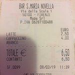 Zdjęcie Caffe Santa Maria Novella