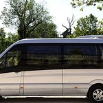 13 - 19 Seater Mercedes Sprinter Vip Car, we do offer you car and  bus rental in Dubai Daily rental with drivers.