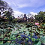 Temple in the ♥ of Ubud