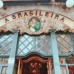 Fotografia de Cafe A Brasileira