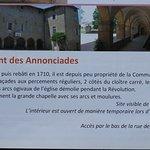 Le couvent des Annonciades
