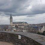 Chateau d'Angers ouvert – fotografia