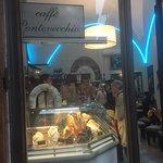Eingang zu, Cafe Pontevecchio