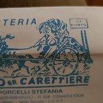 ภาพถ่ายของ Checco er Carrettiere