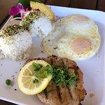 breakfast & dinner menu