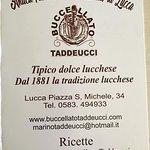 Valokuva: Buccellato Taddeucci