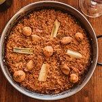 ELS DIVENDRES SÓN D'ARRÒS. Cada divendres podràs degustar un arròs gourmet diferent, 100% de mer