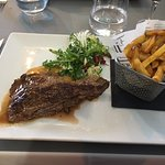 Bavette with (original) French fries