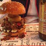 Foto van Bamba Marha Burger Bar