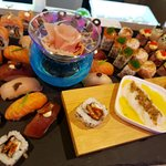 Photo de Wow sushi bar