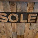 Sole logo/sign