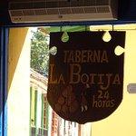 Bilde fra Taberna La Botija