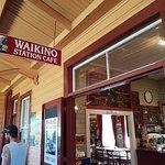 Waikino Station Cafeの写真
