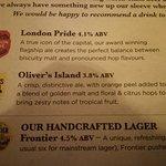 Best craft beer I've tasted