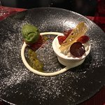 Fruits and Sorbet