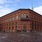 Riga Stock Exchange Building