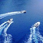 Transfert privé en hors-bord vers l'île de Solta depuis Split