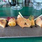 Photo de Restaurant & Bar Lounge - Le Deck - Hôtel  & Spa du Baron Tavernier