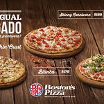 Photo de Boston's Pizza Playa del Carmen