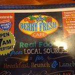 Foto de Berry Fresh Cafe