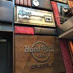 Photo de Hard Rock Cafe Brussels