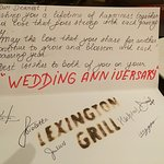 Lexington Grill at Waldorf Astoria Ras Al Khaimah Photo