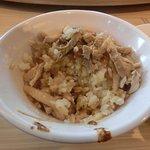 嘉義噴水雞肉飯照片