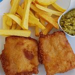 Arty's Fish And Chips resmi