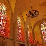 Витражи капеллы Святого Себастьяна