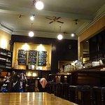 Bar interior - Ecco Vino Edinburgh