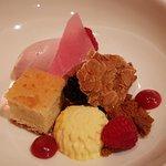 diverse dessertsmaken