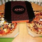 Photo de Amici Pizza & Burgers
