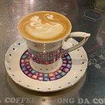 蜂大咖啡照片