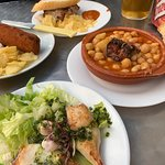 imagen Bar Restaurante El Capricho en Santa Marta de Tormes