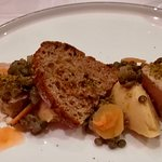 Foie gras, Houmous
