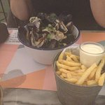 Foto van Moules and Gin