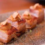 Pork belly... :)