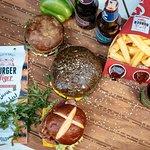Burger Tiger Foto