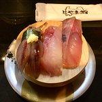 Photo of Kaiten Toyamasushi Toyamaekimae