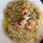Gulf Coast Shrimp Scampi