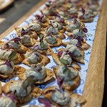 Vegan and vegetarian options for events and catering