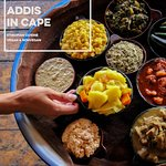 Are you a local or just visiting town? Looking for some real food and a unique dining experience?  Addis welcomes all, vegans and nonvegans, to come share a taste of the extraordinary. 🇪🇹✨  Perfect for dates, lunch breaks, parties and tourist groups!  Come to Addis in Cape and indulge in some authentic African flavours.