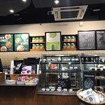 Starbucks Canongate Foto