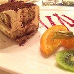 Gasthof zum Wildpark , Dessert (Tiramisu)