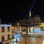 Window View - Hotel Eiffel Petit Louvre Photo