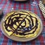 Pancake served at 24 Restaurant , amazing taste