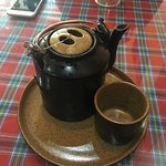 Green tea served in 24Reastaurant , Highly Recommended if you love tea , cost few and have a lot